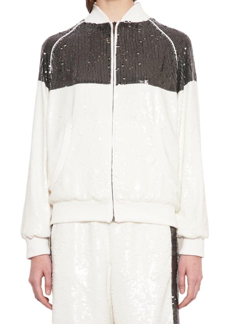 Alberta Ferretti 'raimbow Week' Jacket - White