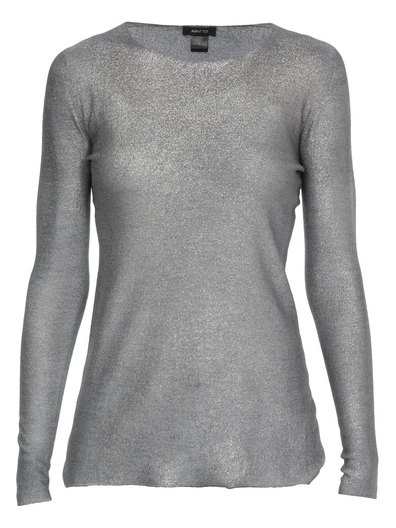 Avant Toi Stretch Sweater - MARMO + LAMINA CANNA DI FUCILE
