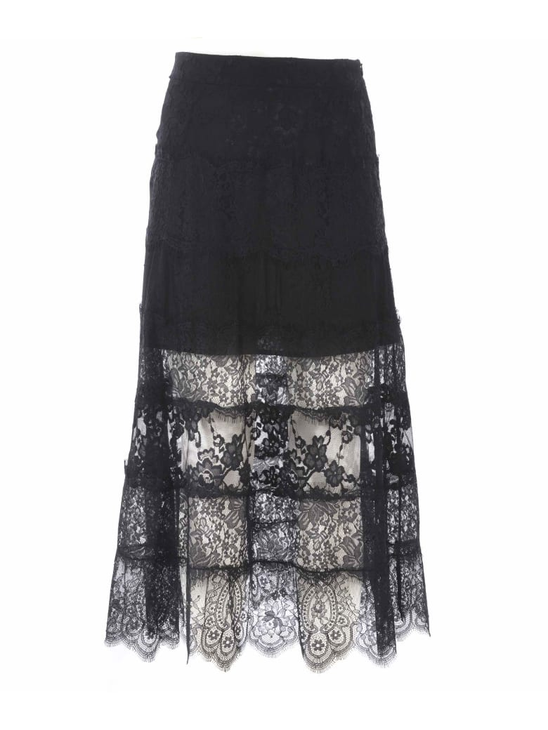 McQ Alexander McQueen Skirt - Nero