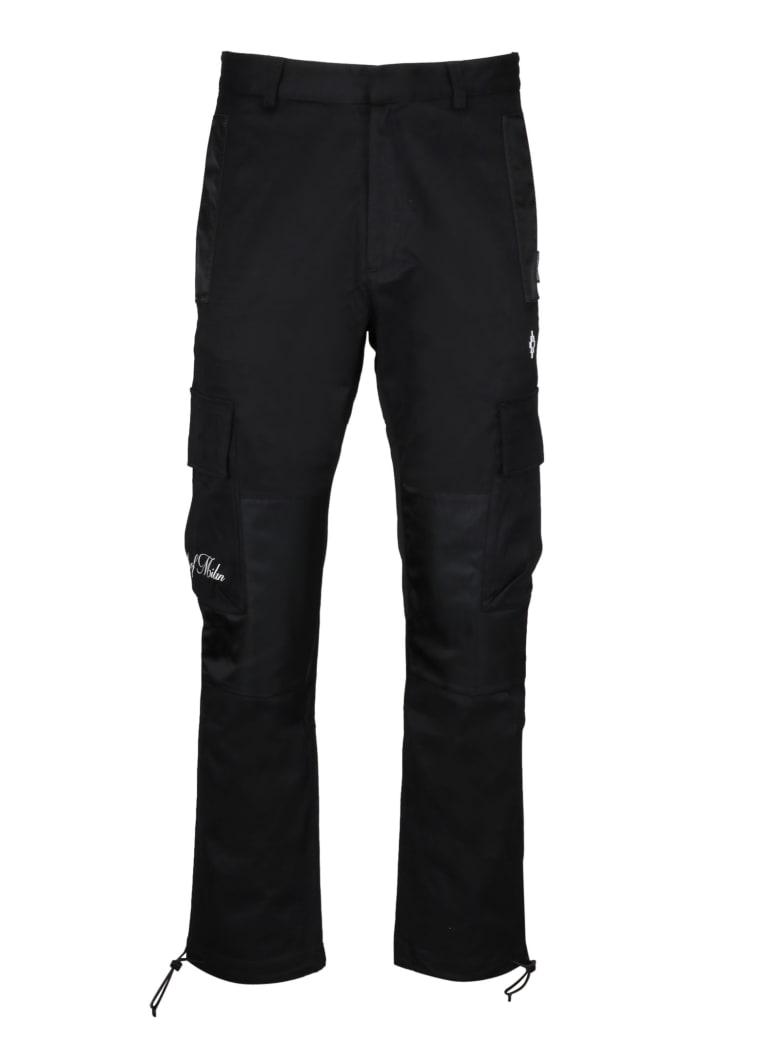 Marcelo Burlon Trousers - Black