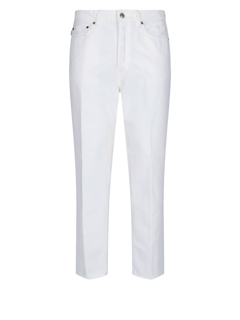 Golden Goose Jeans - White