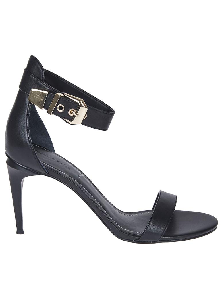 Kendall + Kylie Ankle Strap Sandals - Black
