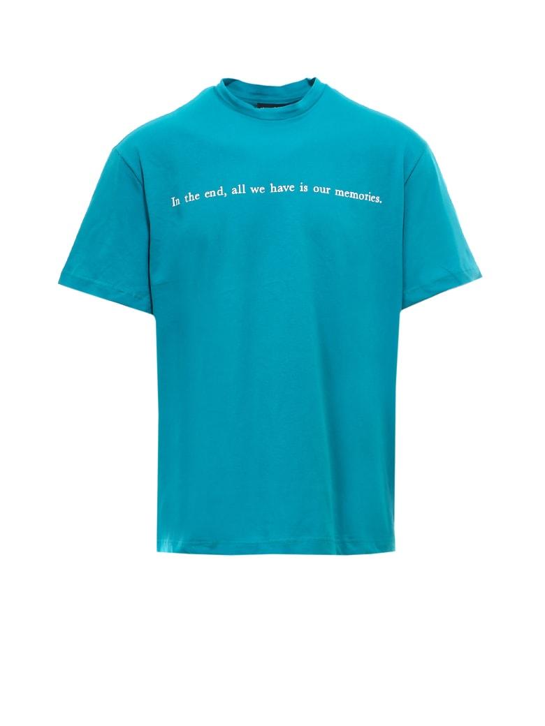 Throwback Tbt Memories T-shirt - Green