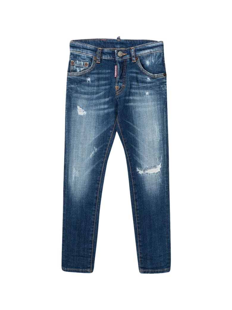 Dsquared2 Straight Jeans - Denim