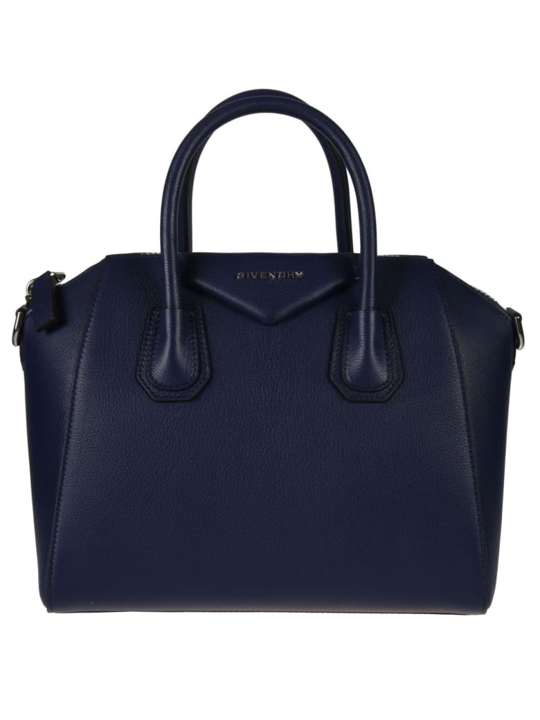 Givenchy Antigona Tote - Royal blue