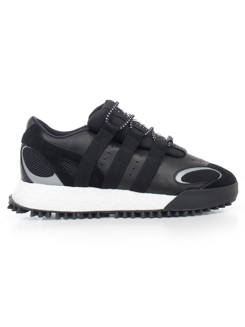 Adidas Originals by Alexander Wang Lace-up Sneakers - Black