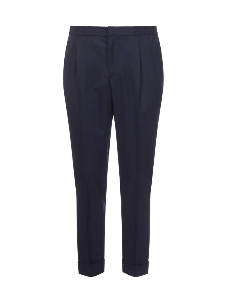 Officine Générale Trousers - Navy