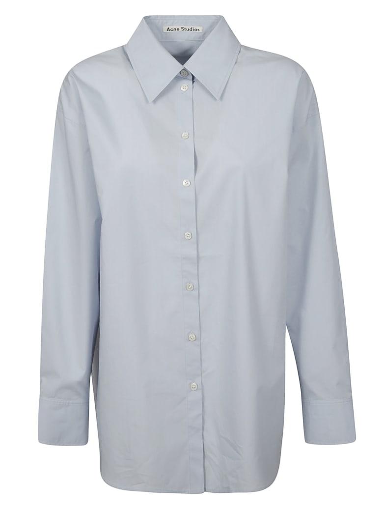 Acne Studios Oversized Classic Shirt - Blue