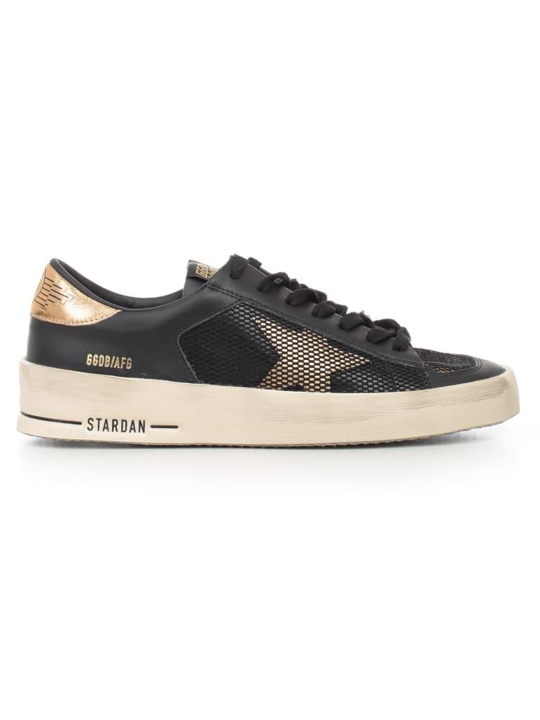 Golden Goose Sneakers - Black Gold