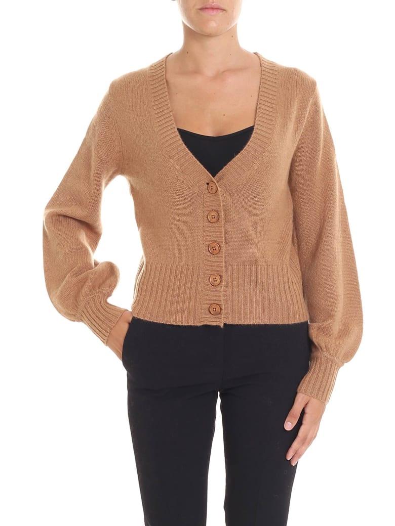 360 Sweater 360 Cashmere - Dasha Cardigan - Beige