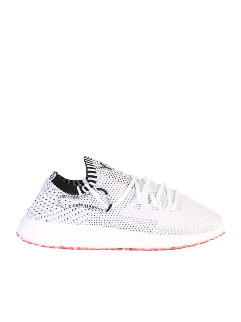 Y-3 Ratio Sneakers - White