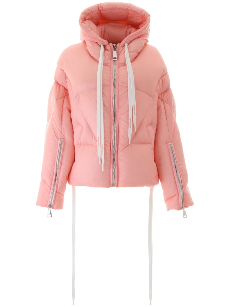 Khrisjoy Khris Puffer Jacket - LIGHT PINK (Pink)