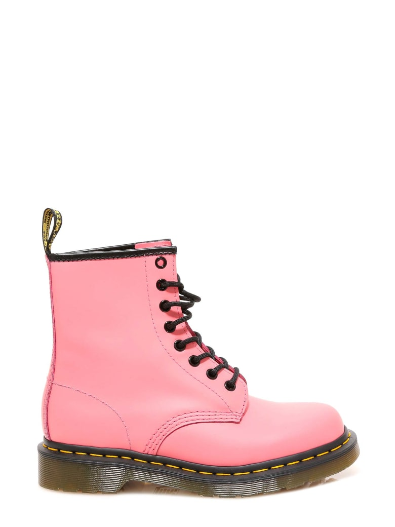 Dr. Martens 1460 Ankle Boots - Pink