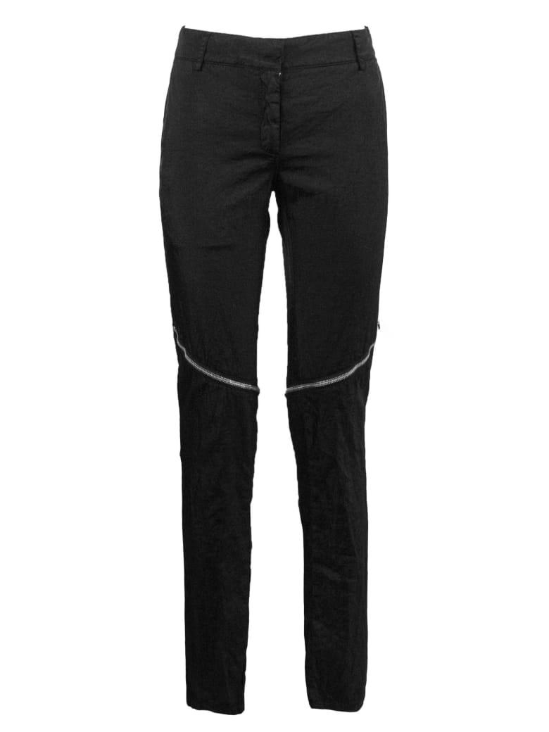 1017 ALYX 9SM Black Skinny Trousers - Nero