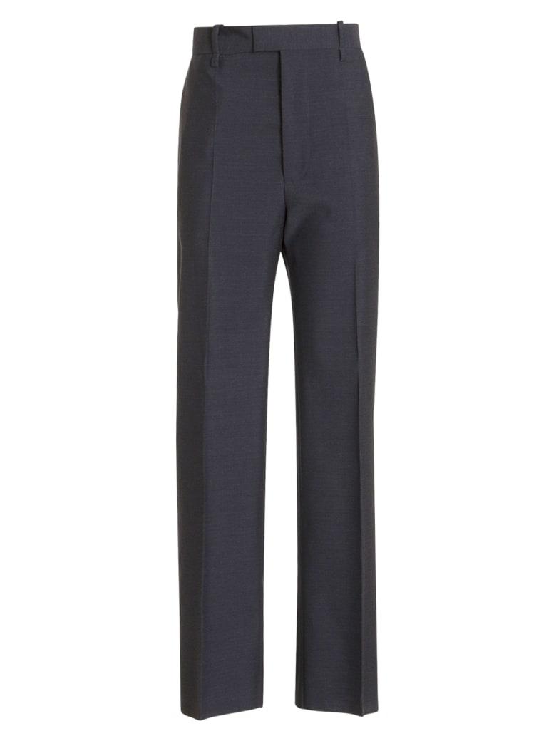 Bottega Veneta Formal Trousers - GRIGIO