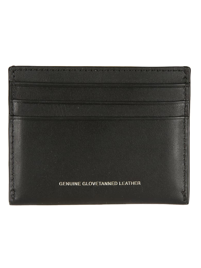 Coach Classic Card Holder - Black