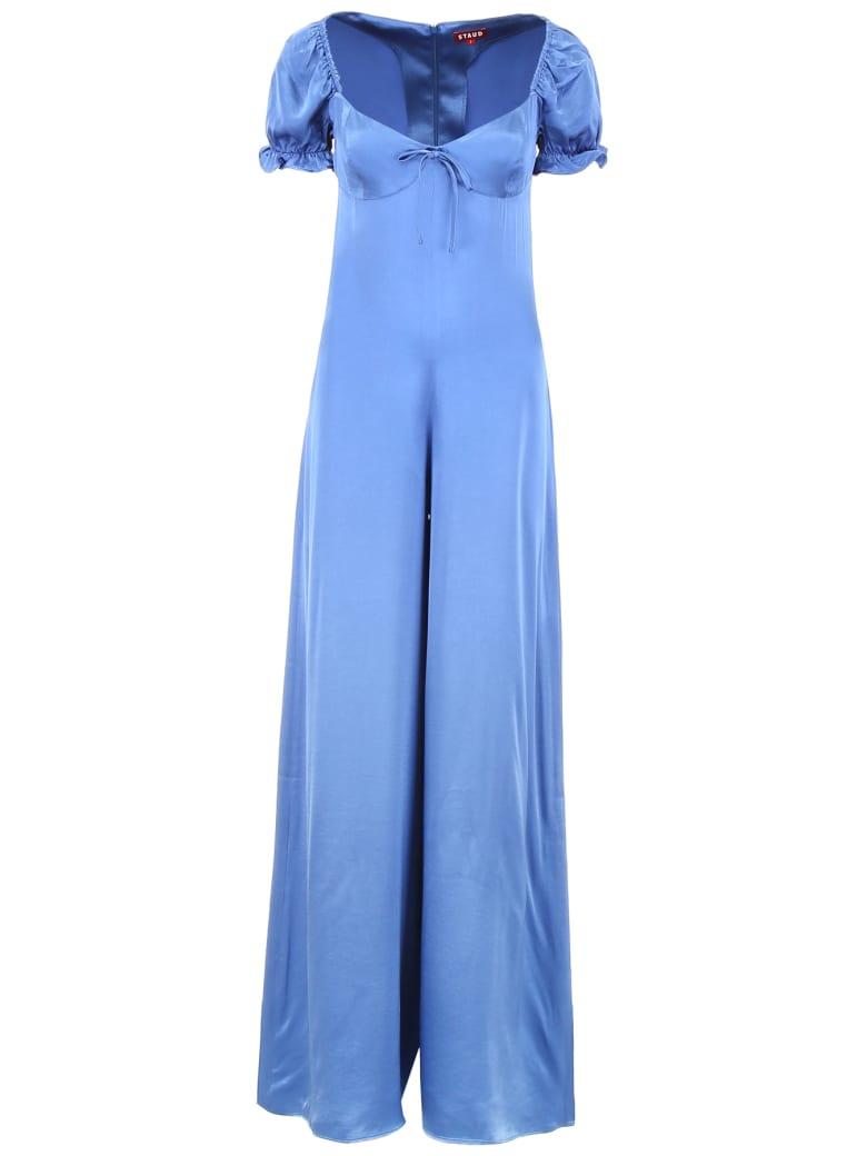 STAUD Naomi Jumpsuit - LAPIS (Light blue)