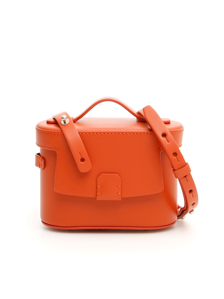 Nico Giani Telescope Frerea Mini Bag - BRICK (Orange)