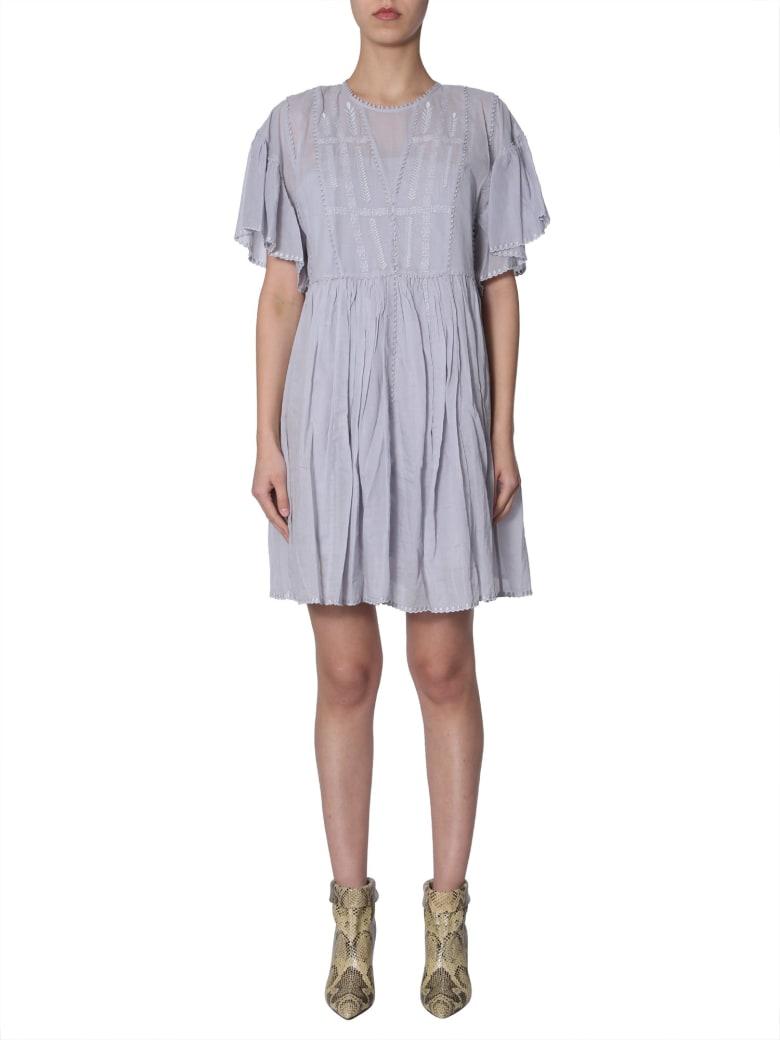 Isabel Marant Étoile Annaelle Dress - BLU