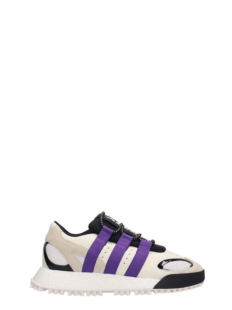 Adidas Originals by Alexander Wang Wangbody Run Sneakers - white