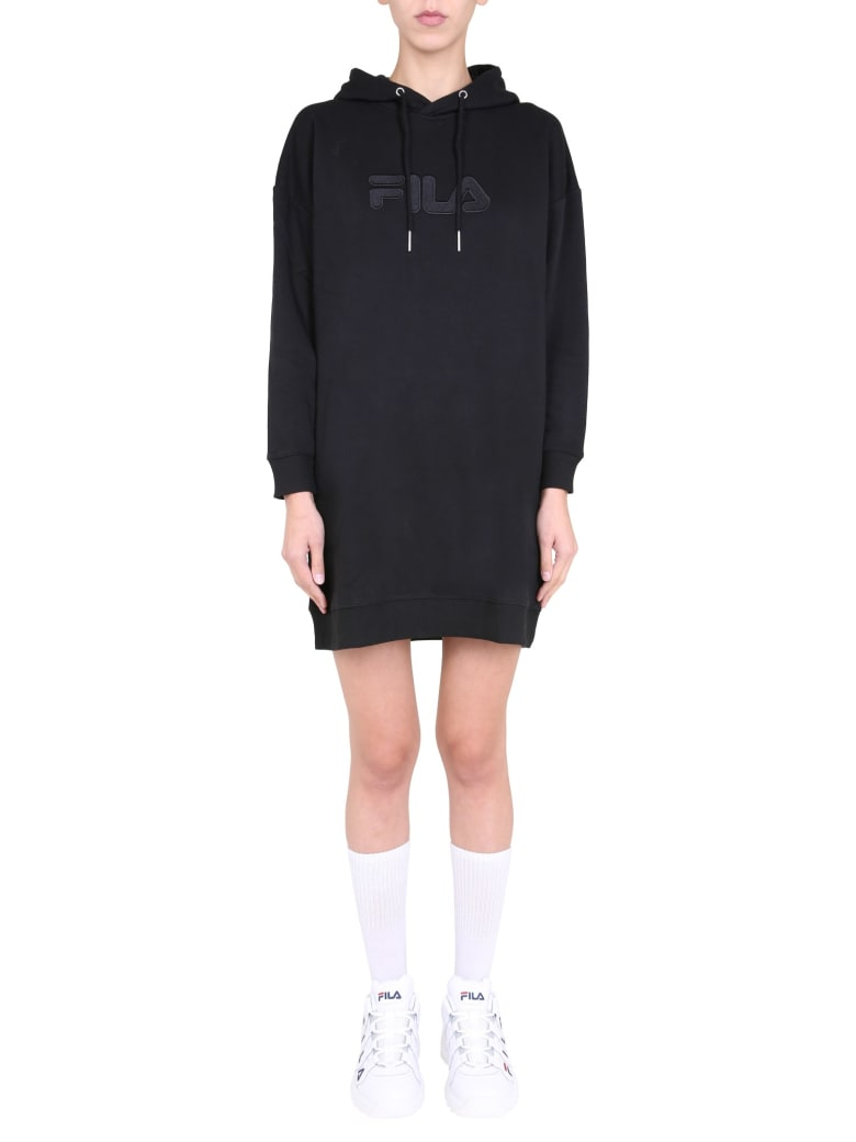 Fila Oversize Fit Dress - NERO