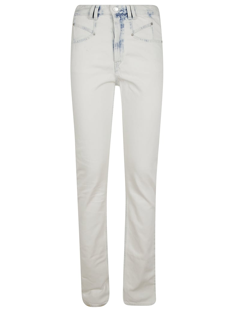 Isabel Marant Nominic Jeans - Azure