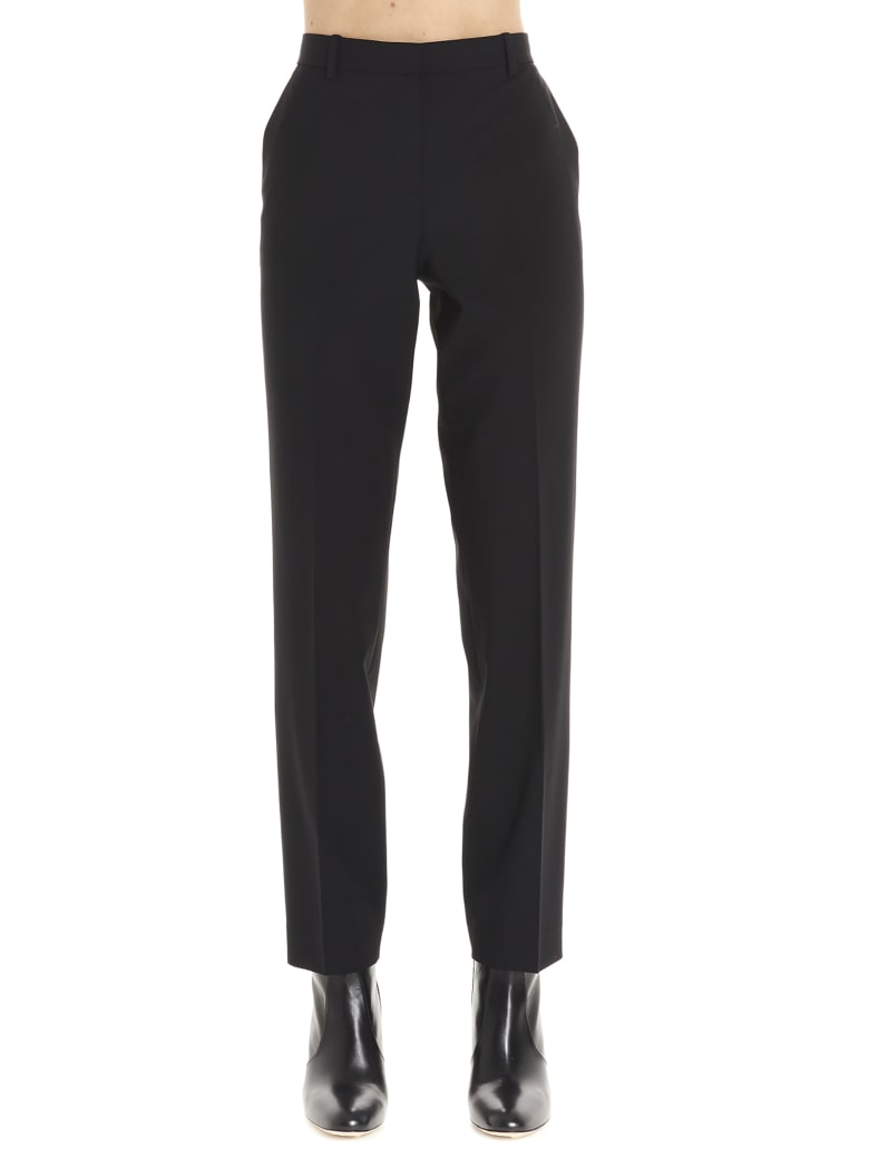 Theory 'tailored' Pants - Black