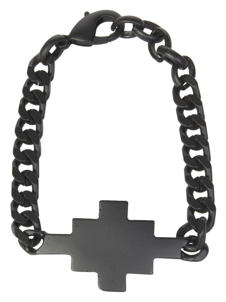 Marcelo Burlon Cross Bracelet - Black
