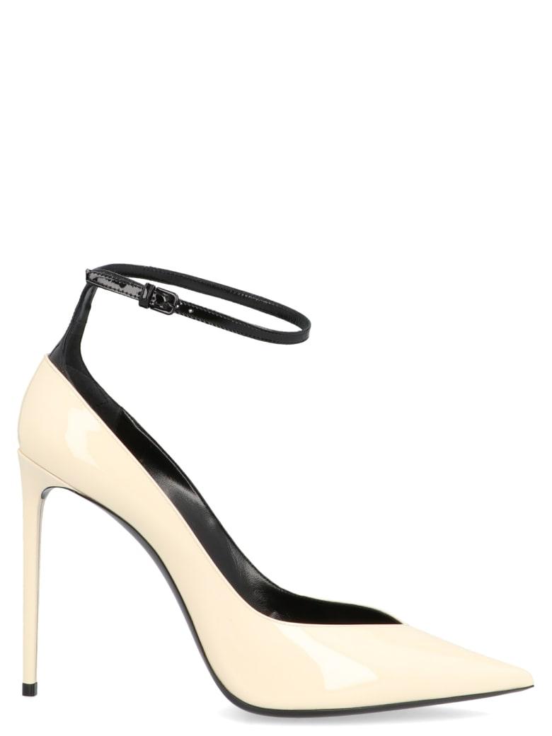 Saint Laurent 'zoe' Shoes - White