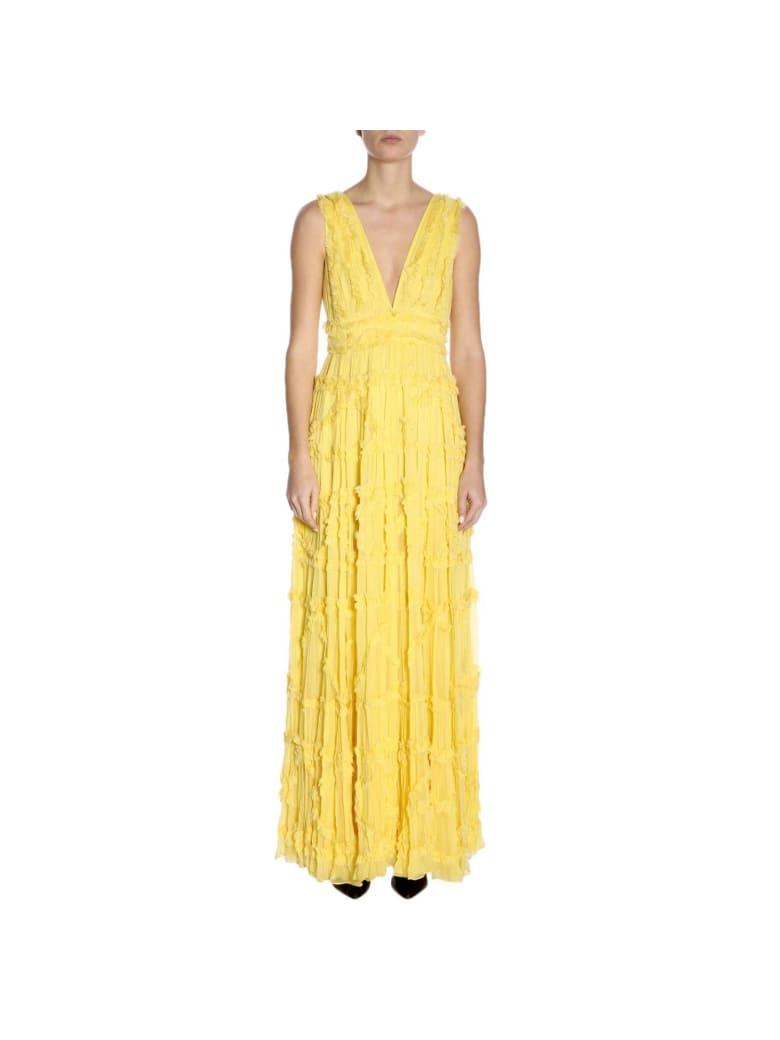Just Cavalli Dress Dress Women Just Cavalli - yellow