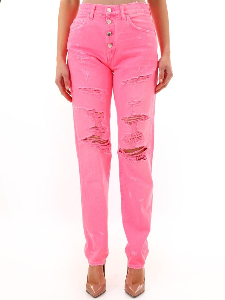 AMIRI Pink Denim - Pink
