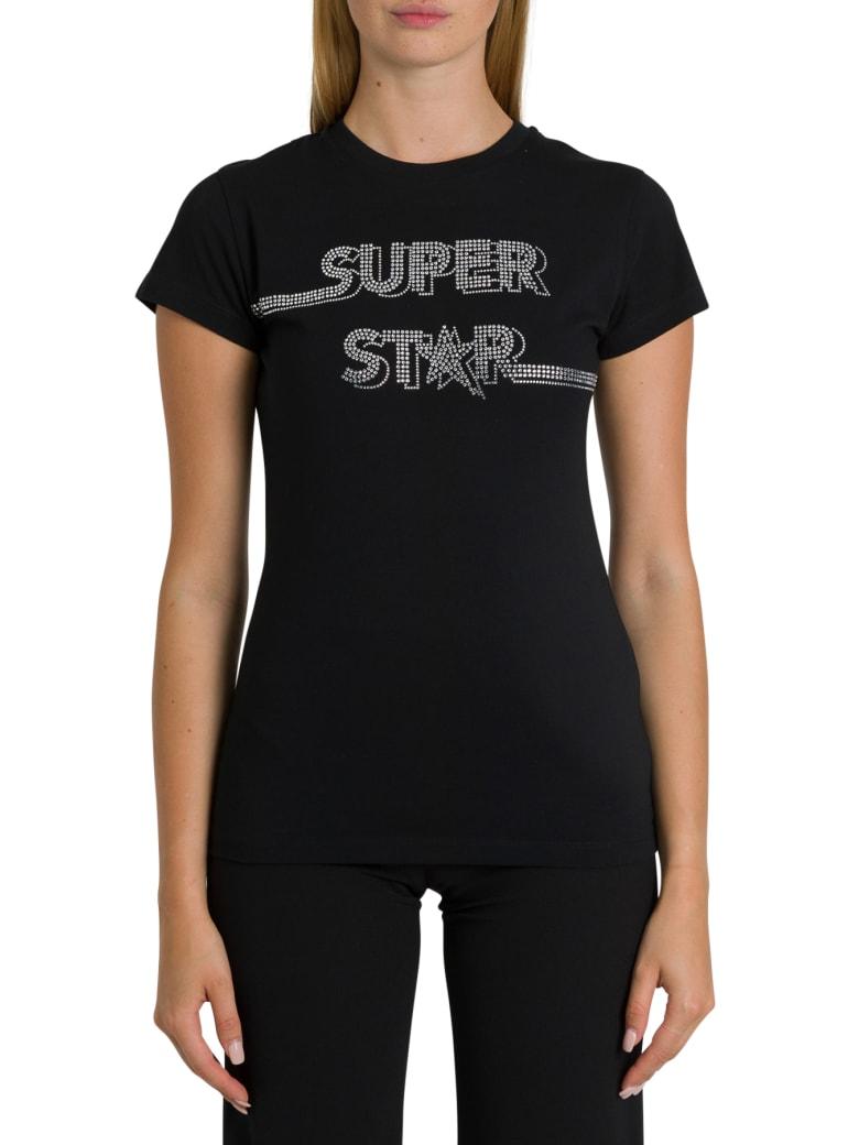 Parosh Super Star Tee - Nero