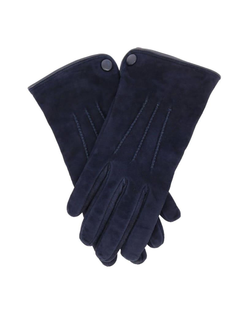 Eleventy Gloves Gloves Men Eleventy - blue
