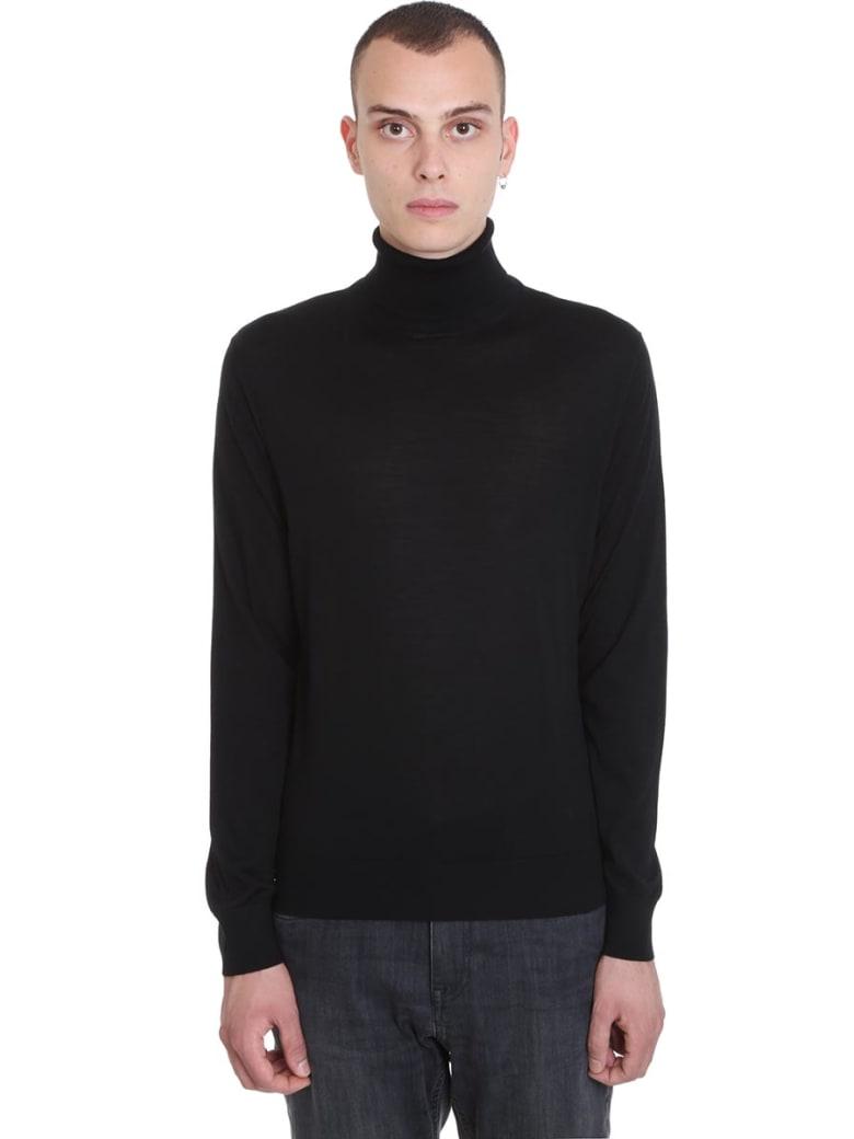 huge discount cb816 baec9 Best price on the market at italist | Ermenegildo Zegna Ermenegildo Zegna  Knitwear In Black Wool