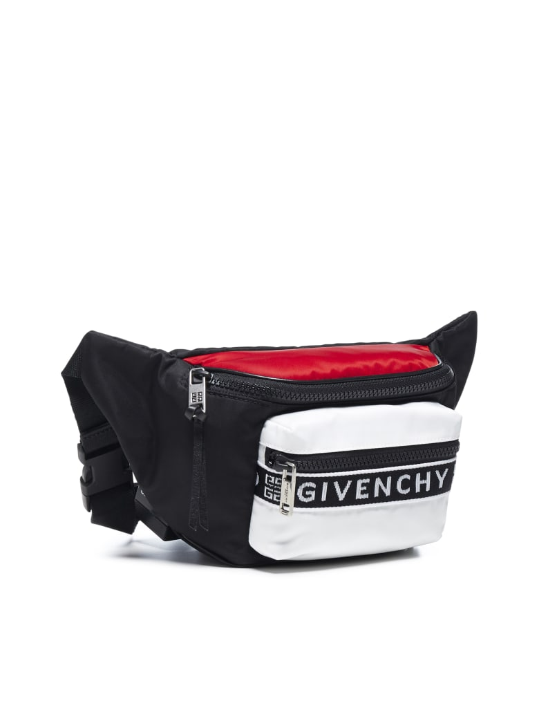 Givenchy Bag - Black/red/white
