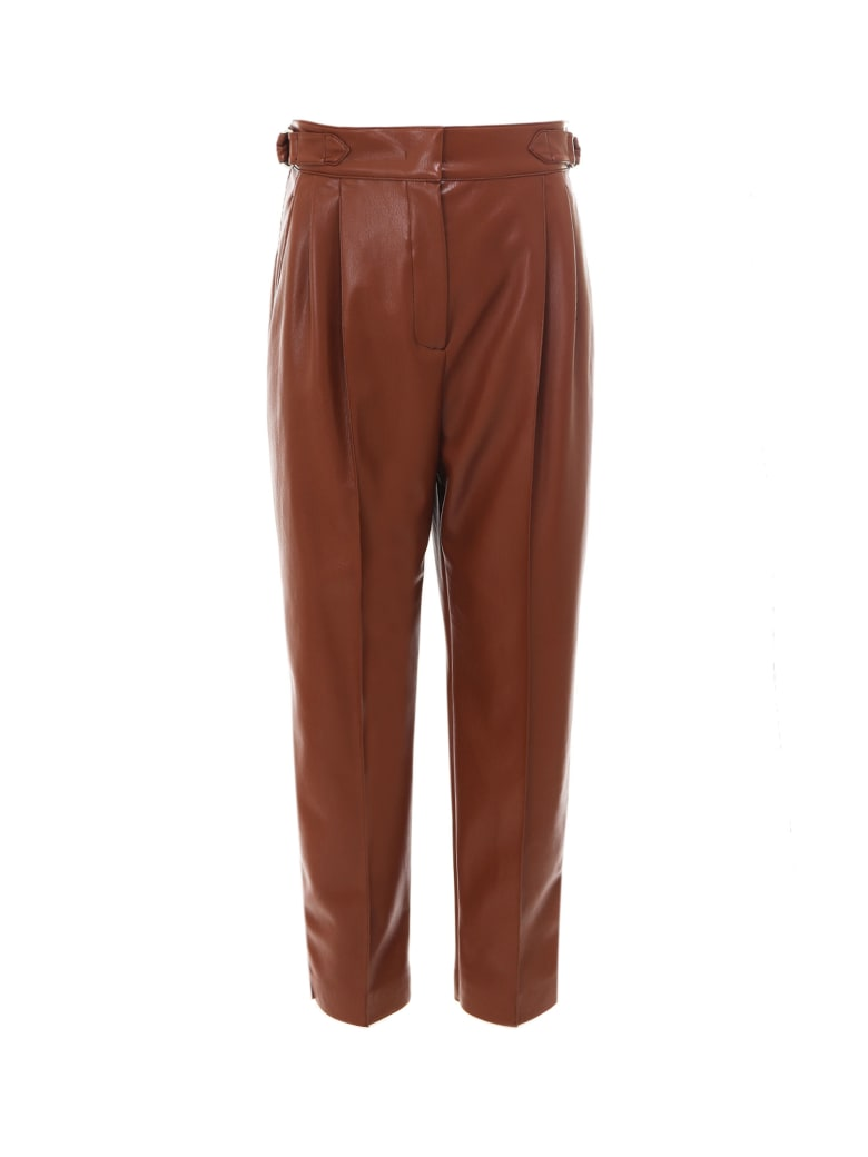 SportMax Trausers - Brown