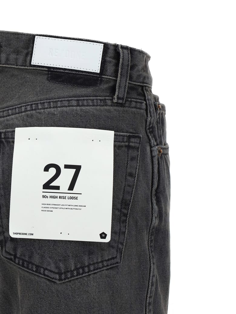 RE/DONE Redone Jeans - Ash
