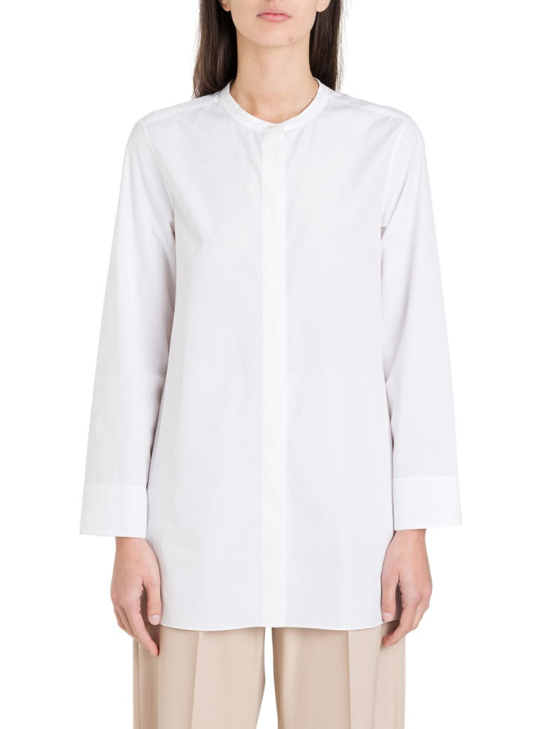 Max Mara The Cube Eritrea Shirt - Bianco