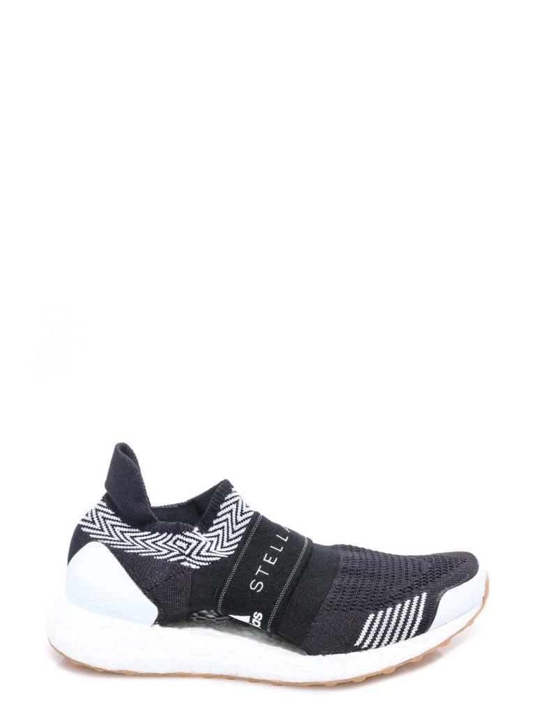 Adidas by Stella McCartney Ultra Boost X 3d Knit Sneakers - Black