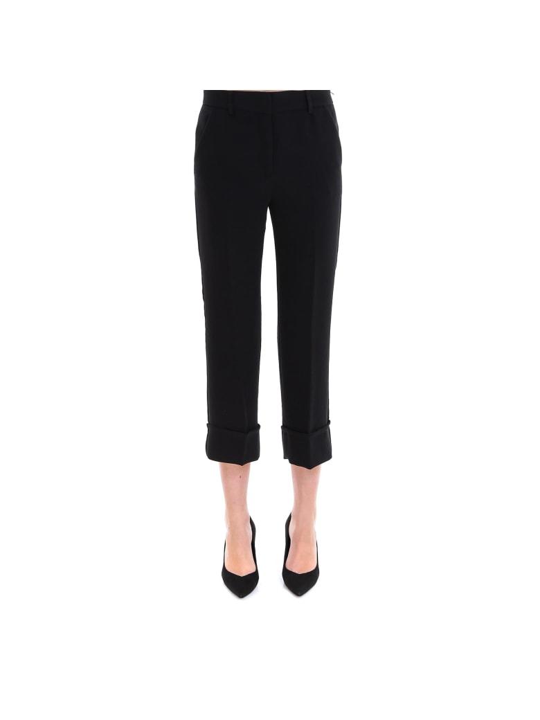 L'Autre Chose Trousers - Black