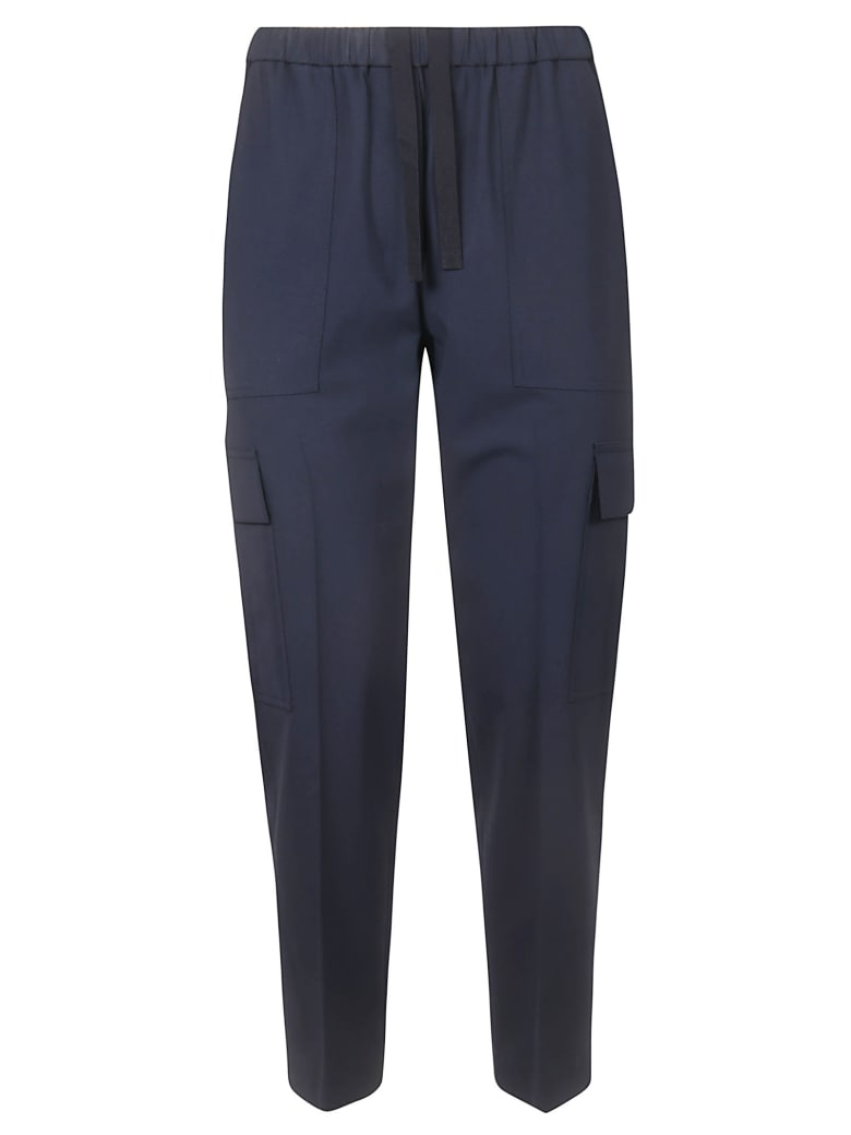 Theory Easy Cargo Trousers - Core Navy