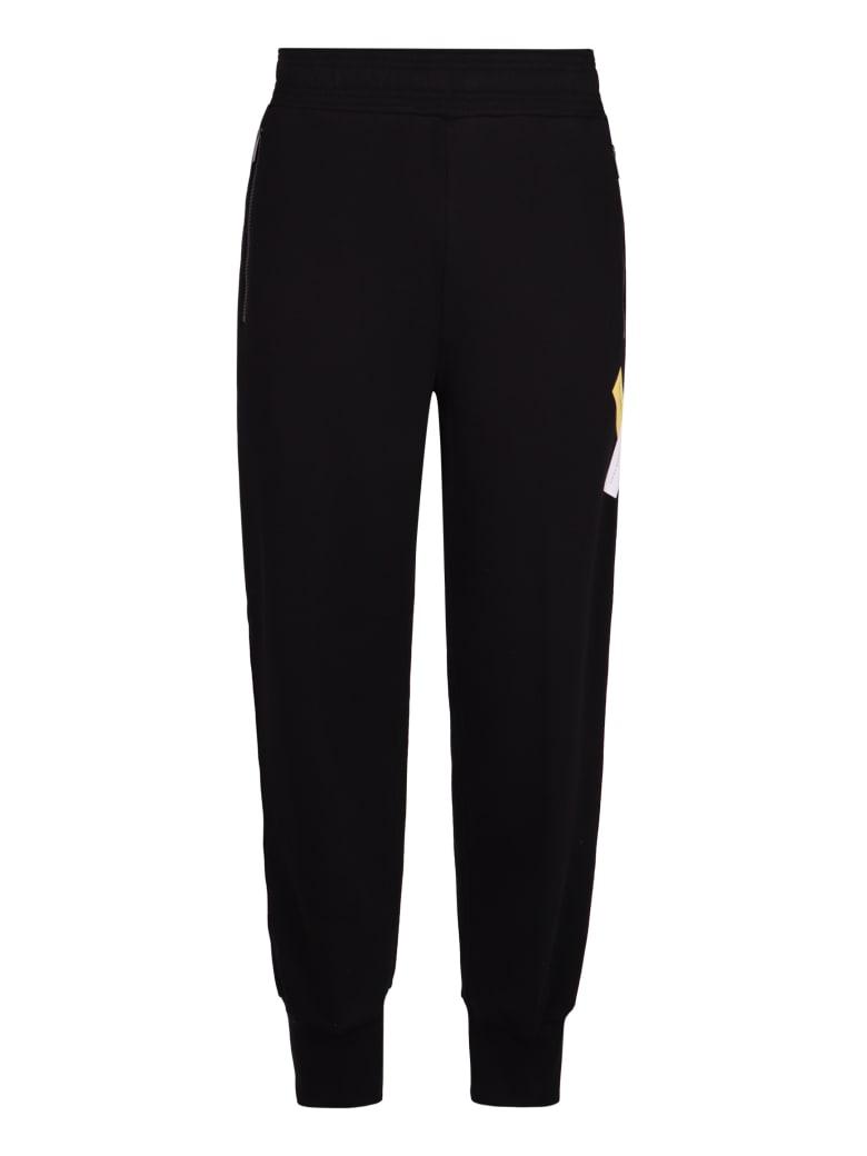 Givenchy Logo Detail Cotton Track-pants - black