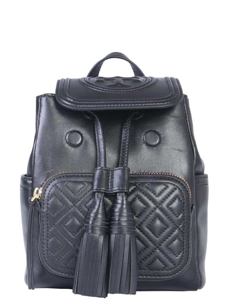 Tory Burch Mini Fleming Backpack - NERO