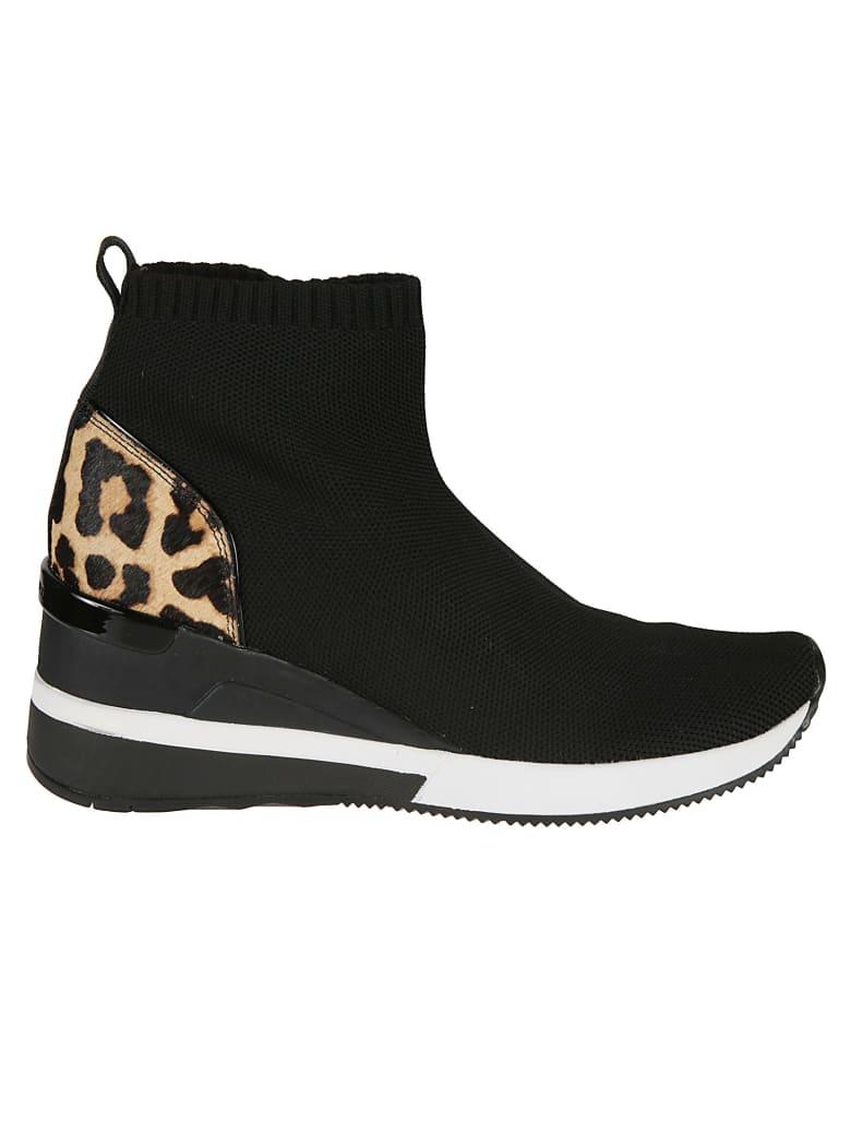 Michael Kors Skyler Ankle Boots - black