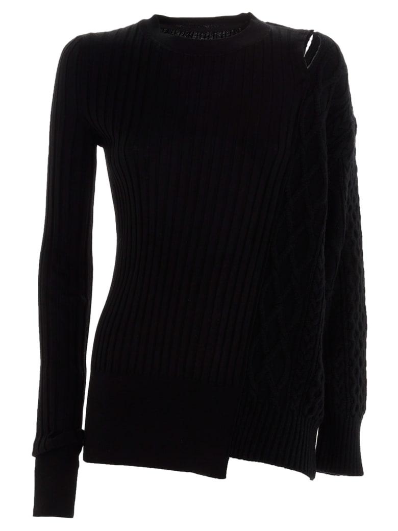 Sacai Sweater - Black