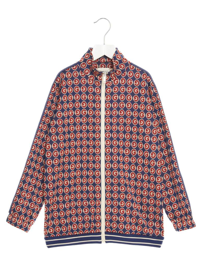 Gucci 'gg' Sweatshirt - Multicolor