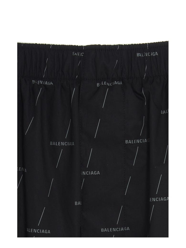 Balenciaga Pants - Nero e Grigio