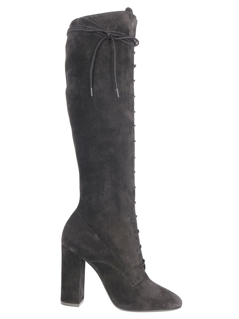Saint Laurent Laura Boots - Nero