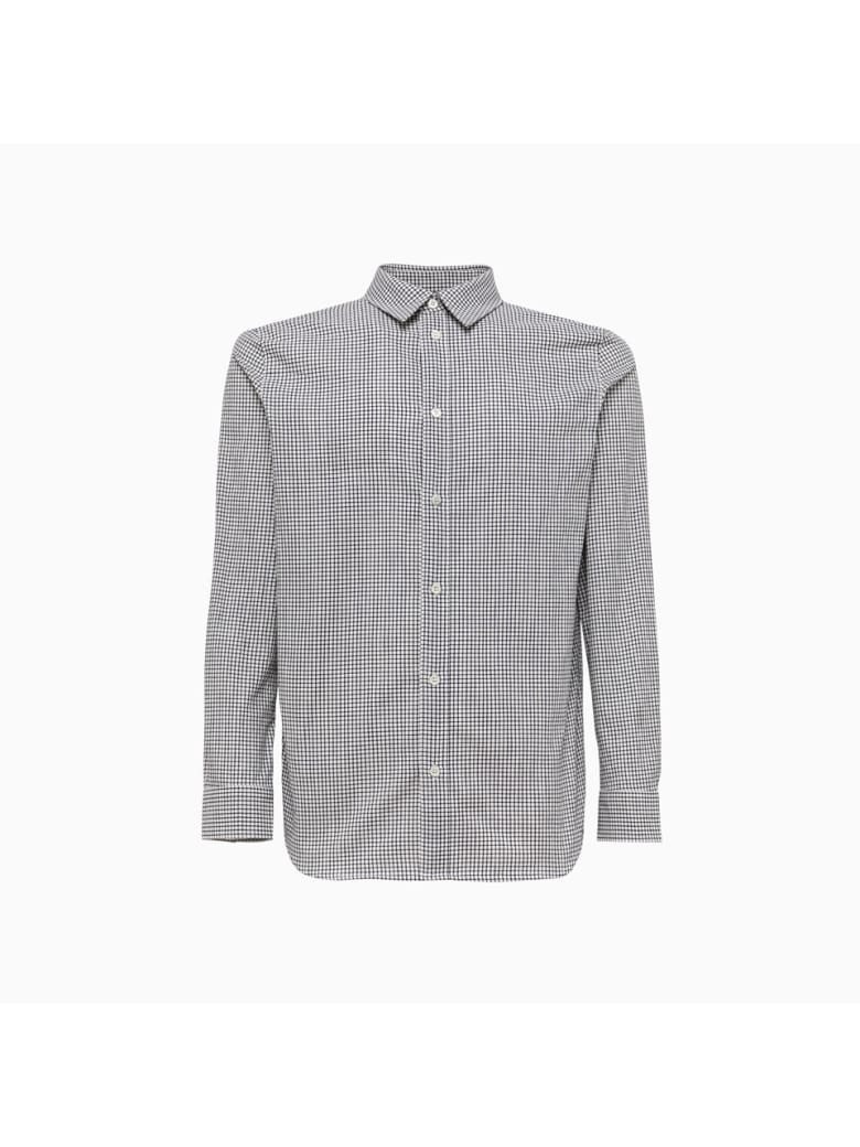 A.P.C. Shirt Oefz-f12320 - MARINE