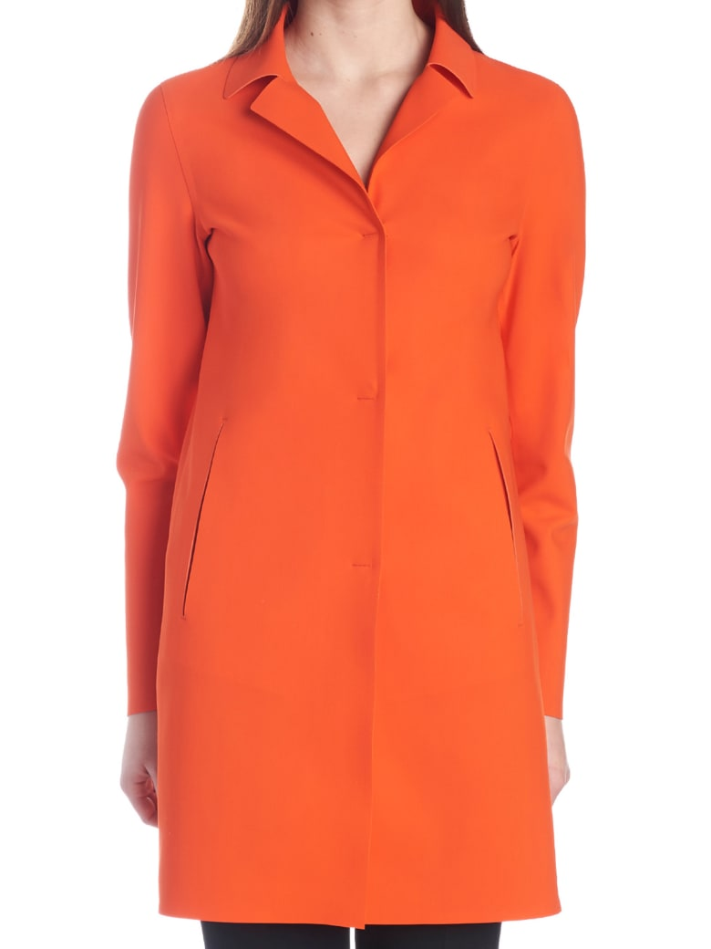 Herno Coat - Orange